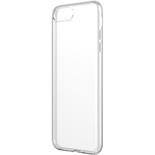 Чехол LAB.C Slim Soft для iPhone 8 Plus, iPhone 7 Plus прозрачныйЧехлы для iPhone 7 Plus<br>Ультратонкий и лёгкий чехол LAB.C Slim Soft создан, чтобы защищать ваш iPhone словно невидимый щит.<br><br>Цвет товара: Прозрачный<br>Материал: Пластик
