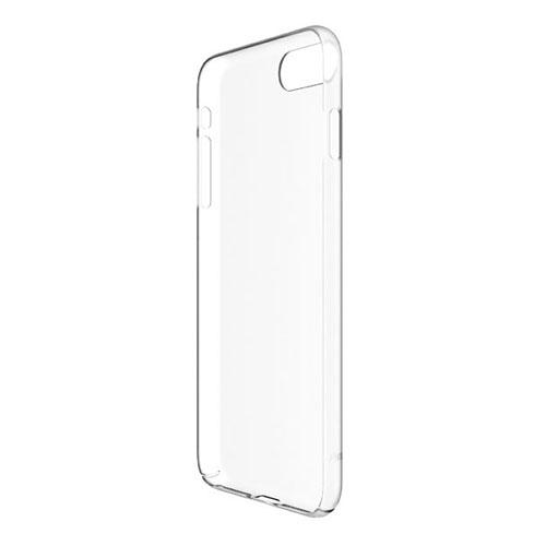 Чехол Just Mobile TENC для iPhone 7 Plus (Айфон 7 Плюс) матовый прозрачныйЧехлы для iPhone 7 Plus<br>Чехол-накладка Just Mobile TENC для iPhone7 Plus - прозрачный матовый<br><br>Цвет товара: Прозрачный<br>Материал: Поликарбонат