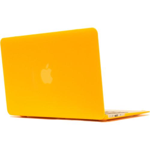 Чехол Crystal Case для MacBook Air 13 ОранжевыйMacBook<br>Чехол Crystal Case — ультратонкая, лёгкая, полупрозрачная защита для вашего любимого лэптопа. Чехол-крышка создан для тех, кто предпочитает мини...<br><br>Цвет: Оранжевый<br>Материал: Поликарбонат