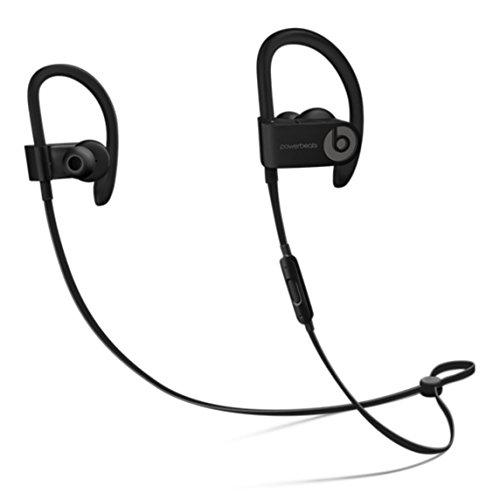 Беспроводные наушники Beats Powerbeats 3 Wireless чёрныеВнутриканальные наушники<br>Беспроводные наушники Beats Powerbeats 3 Wireless готовы к любым нагрузкам!<br><br>Цвет товара: Чёрный<br>Материал: Пластик, металл