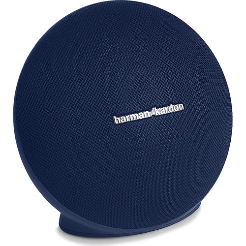 Акустическая система Harman Kardon Onyx mini синяяКолонки и акустика<br>Изысканный дизайн и высокое качество звучания<br><br>Цвет товара: Синий<br>Материал: Металл, пластик