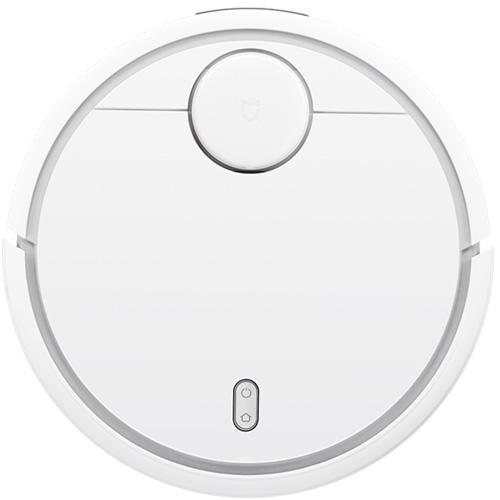 Робот-пылесос Xiaomi Mi Robot Vacuum CleanerРоботы пылесосы<br>Xiaomi Mi Robot Vacuum Cleaner — это уникальное роботизированное устройство, предназначенное для сухой уборки любых горизонтальных поверхностей вашег...<br><br>Цвет товара: Белый<br>Материал: Пластик