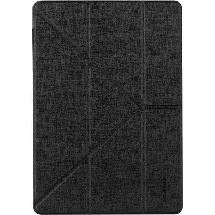 Чехол Momax Flip Cover для iPad Pro 12.9 чёрныйЧехлы для iPad Pro 12.9<br>Надёжный и стильный чехол  Momax Flip Cover — отличная пара для вашего iPad Pro.<br><br>Цвет: Чёрный<br>Материал: Эко-кожа, поликарбонат