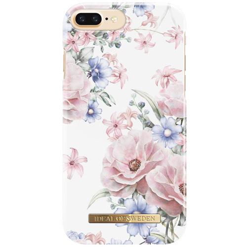 Чехол iDeal of Sweden Fashion Case для iPhone 8 Plus/7 Plus/6 Plus (Floral Romance)Чехлы для iPhone 6/6s Plus<br>Чехол iDeal of Sweden Fashion Case станет истинным украшением самого лучшего смартфона!<br><br>Цвет товара: Разноцветный<br>Материал: Пластик, замша