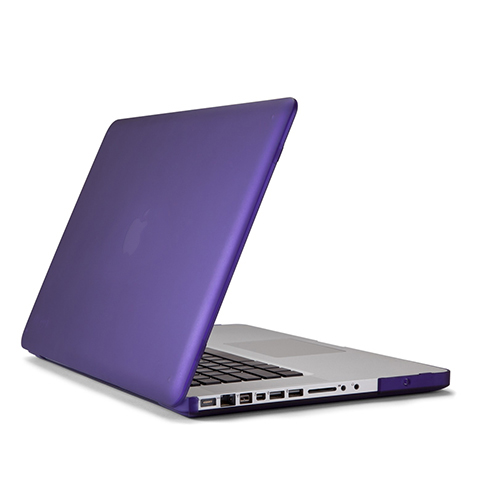 Чехол Crystal Case для MacBook Pro 13 ФиолетовыйMacBook<br>Чехол Crystal Case для MacBook Pro 13 фиолетовый<br><br>Цвет: Синий<br>Материал: Поликарбонат