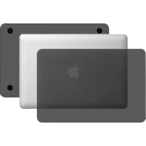 """Чехол Lab.C Matt Clear Hard Case для MacBook Pro 15"""" Retina (2016) чёрный матовый"""