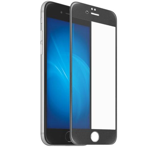 Защитное стекло Onext 3D для iPhone 6/6S чёрноеСтекла/Пленки на смартфоны<br>Защитное стекло Onext для iPhone 6/6s 3D Черное<br><br>Цвет товара: Чёрный<br>Материал: Стекло