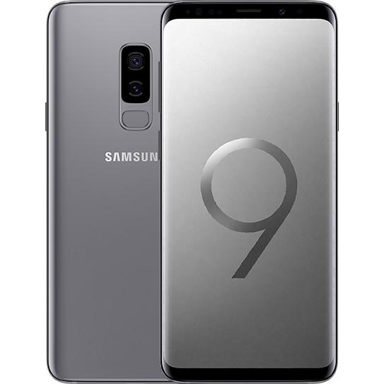 Samsung Galaxy S9+ (Plus) 64 Гб ТитанSamsung Galaxy S9 и S9+<br>То, что для других инновационно, для Galaxy - естественно.<br><br>Цвет: Серый<br>Материал: Металл, стекло<br>Модификация: 64 Гб