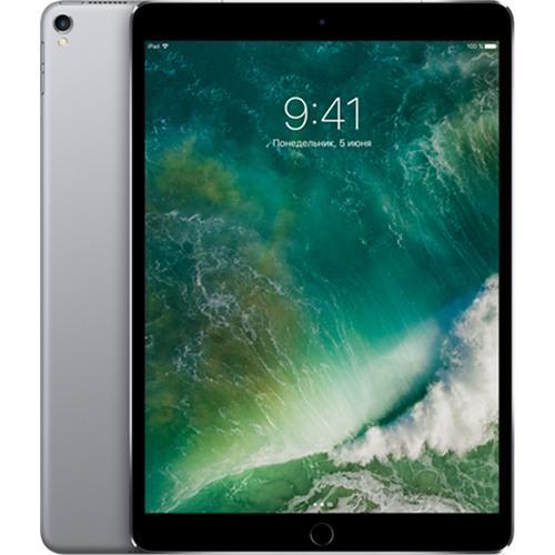 Apple iPad Pro 10.5 256 Гб Wi-Fi серый космосiPad Pro 10.5 (2017)<br>Apple iPad Pro 10.5 256 Гб Wi-Fi графитовый<br><br>Цвет товара: Серый космос<br>Материал: Металл, пластик<br>Модификация: 256 Гб