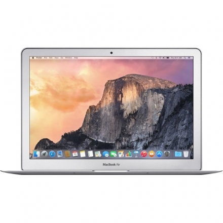 Ноутбук Apple MacBook Air 13 MMGF2RU/A, Intel Core i5, 1600 MHz, 8 ГБ, Intel HD Graphics 6000, SSD 128 Гб (2016)MacBook Air 11/13<br>Apple MacBook Air 13 MMGF2RU/A, Intel Core i5 1600 MHz, 8 ГБ, Intel HD Graphics 6000, SSD 128 Гб<br><br>Цвет товара: Серебристый<br>Материал: Металл<br>Модификация: 128 Гб