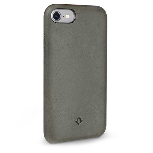 Чехол Twelve South Relaxed для iPhone 7 / iPhone 8 серыйЧехлы для iPhone 7<br>Чехол Twelve South Relaxed не только защитит смартфон от механических повреждений, но и придаст ему изысканный внешний вид.<br><br>Цвет товара: Серый<br>Материал: Натуральная кожа, поликарбонат