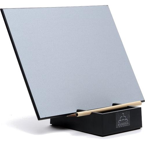 Планшет для рисования водой Original Buddha BoardПланшеты для рисования<br>Планшет для рисования Original Buddha Board OBB<br><br>Цвет товара: Чёрный<br>Материал: Дерево, пластик