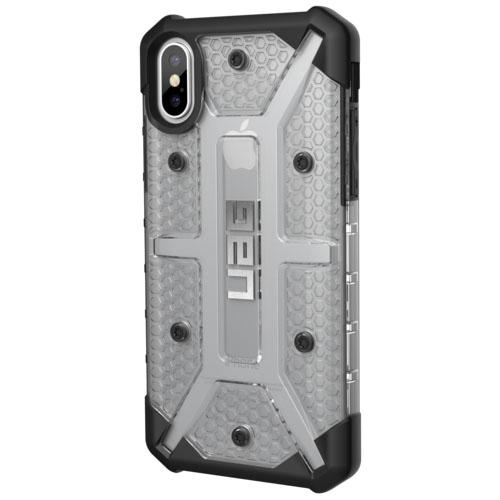 Чехол UAG Plasma Series Case для iPhone X прозрачный IceЧехлы для iPhone X<br>UAG Plasma Series Case обеспечивает максимальную защиту от ударов и падений!<br><br>Цвет товара: Прозрачный<br>Материал: Поликарбонат, термопластичный полиуретан