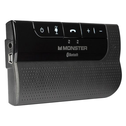 Гарнитура Monster AirTalk Bluetooth чернаяBluetooth гарнитуры<br>Гарнитура Monster AirTalk Bluetooth<br><br>Цвет товара: Чёрный<br>Материал: Пластик