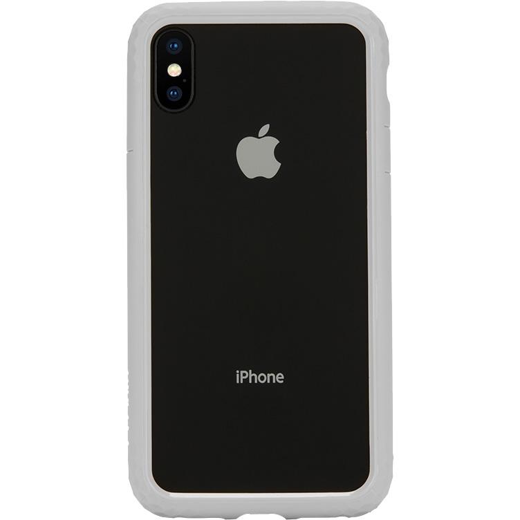 Чехол Incase Frame Case для iPhone X серыйЧехлы для iPhone X<br>Прочный текстурный чехол-бампер с амортизирующими свойствами Incase Frame Case отлично защищает ваш смартфон как от мелких царапин и сколов, так и...<br><br>Цвет товара: Серый<br>Материал: Термопластичный полиуретан, поликарбонат