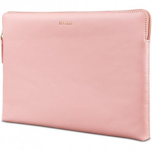 Чехол Dbramante1928 MODE. Paris для MacBook Pro 13 USB-C / Touch Bar розовый Dusty PinkMacBook Pro 13<br>Dbramante1928 Paris - элегантный и практичный чехол.<br><br>Цвет: Розовый<br>Материал: Сафьяновая кожа