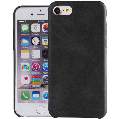 Чехол Uniq Outfitter (vintage) для iPhone 7 (Айфон 7) чёрныйЧехлы для iPhone 7<br>Uniq Outfitter отлично защищает заднюю панель и боковые грани.<br><br>Цвет товара: Чёрный<br>Материал: Искусственная кожа, полиуретан