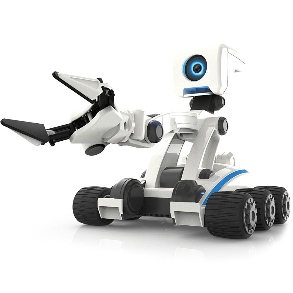 Робот Mebo RobotРоботы<br>Mebo Robot с лёгкостью выполнит все ваши команды!<br><br>Цвет товара: Белый<br>Материал: Пластик, металл