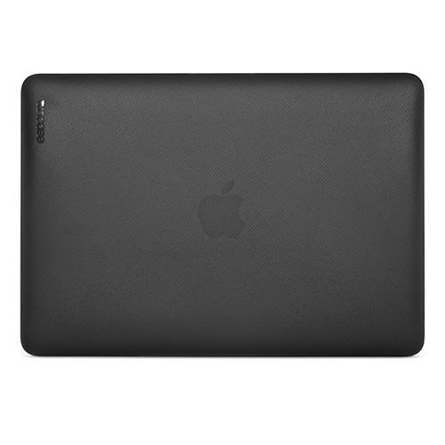 Чехол Incase Hardshell Case для MacBook Air 13 чёрныйMacBook<br><br><br>Цвет: Чёрный<br>Материал: Поликарбонат