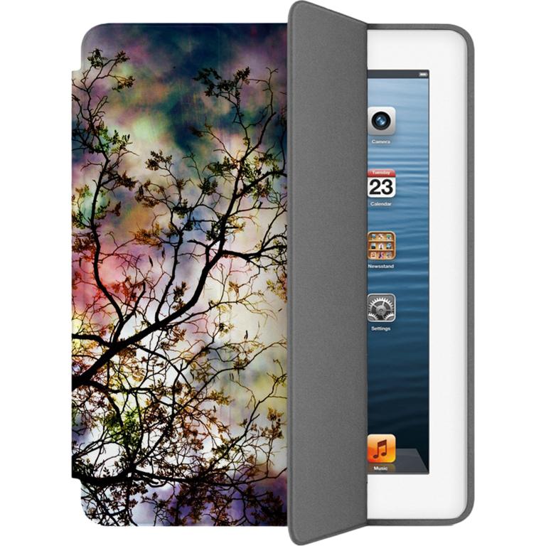 Чехол Muse Smart Case для iPad 2/3/4 Ветка 2Чехлы для iPad 1/2/3/4<br>Чехлы Muse — это индивидуальность, насыщенность красок, ультрасовременные принты и надёжность.<br><br>Цвет: Разноцветный<br>Материал: Поликарбонат, полиуретановая кожа