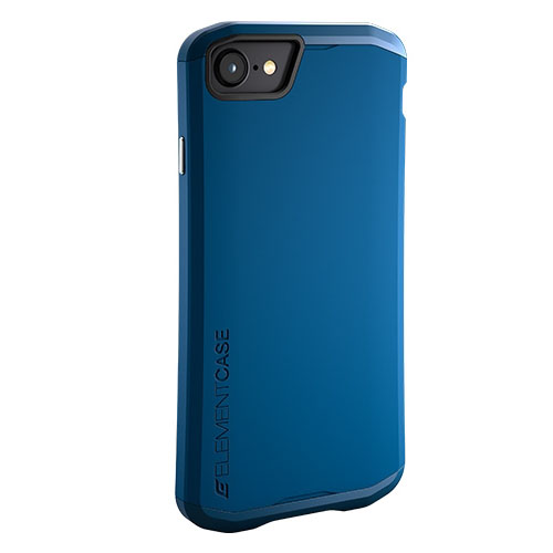 Чехол Element Case Aura для iPhone 7 синийЧехлы для iPhone 7<br>Element Case Aura Deep Blue for iPhone 7 EMT-322-100DZ-20<br><br>Цвет товара: Синий
