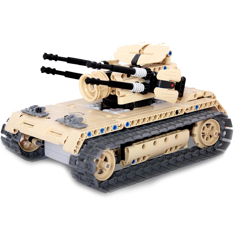 Игрушка конструктор EvoPlay Anti Aircraft Tank (CM-203)3D пазлы и конструкторы<br>Игрушка конструктор Evoplay CM-203 Anti Aircraft Tank (457 дет)<br><br>Цвет товара: Бежевый<br>Материал: Пластик