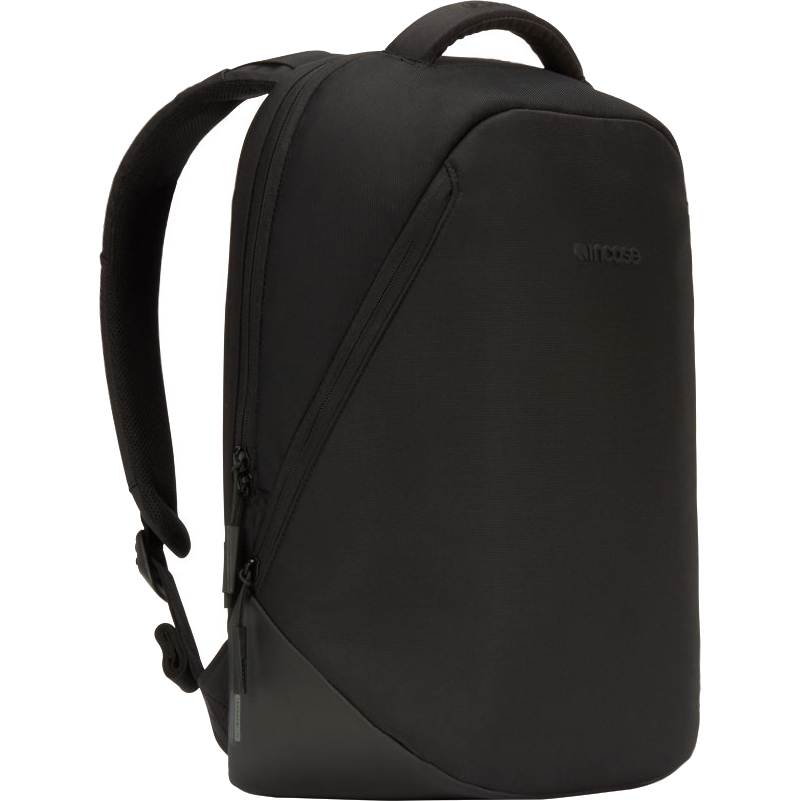 Рюкзак Incase Reform Backpack with Tensaerlite для MacBook 13 чёрный (INCO100341-NYB)Рюкзаки<br>Прогулки по городу или ежедневные поездки в офис — вместительный рюкзак позволит вам захватить с собой всё<br><br>Цвет: Чёрный<br>Материал: 840D Нейлон