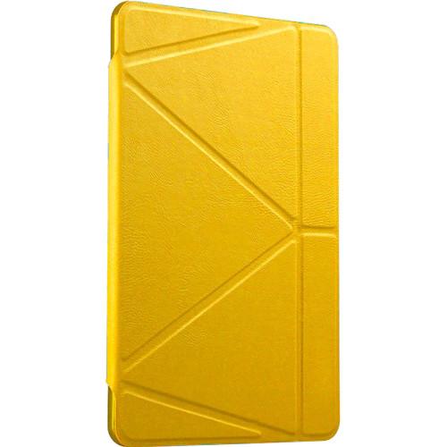 Чехол Gurdini Flip Cover для iPad (2017) жёлтыйЧехлы для iPad 9.7 (2017)<br>Gurdini Flip Cover — отличная пара для вашего iPad (2017)!<br><br>Цвет товара: Жёлтый<br>Материал: Полиуретановая кожа, пластик