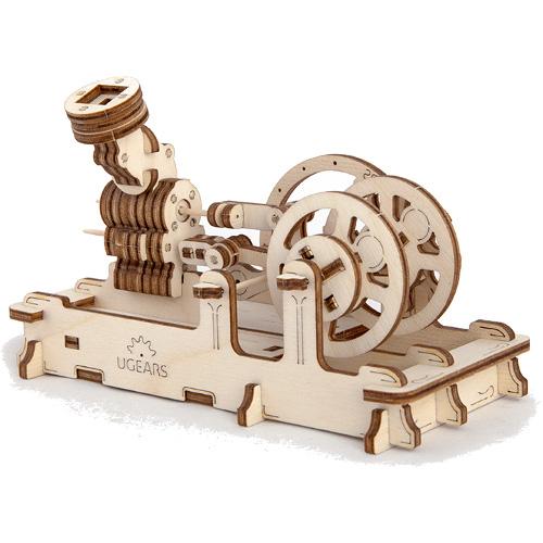 3D-пазл UGears Двигатель (Engine)