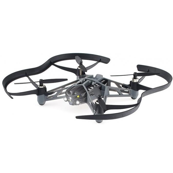 Квадрокоптер Parrot Airborne night drone Swat (черный)