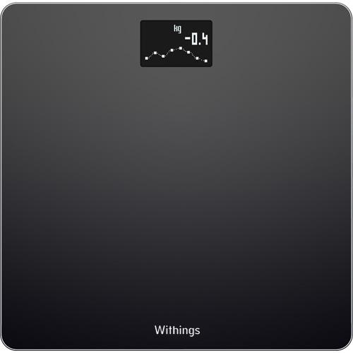 Весы Nokia Smart Body (WBS06) чёрные