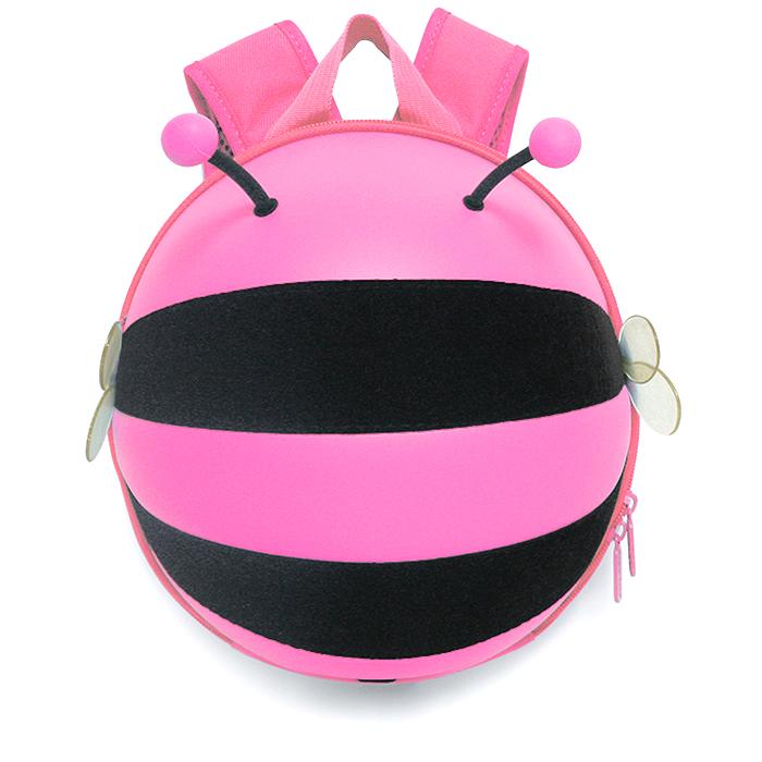 Детский рюкзак Supercute Пчелка SF034P розовый