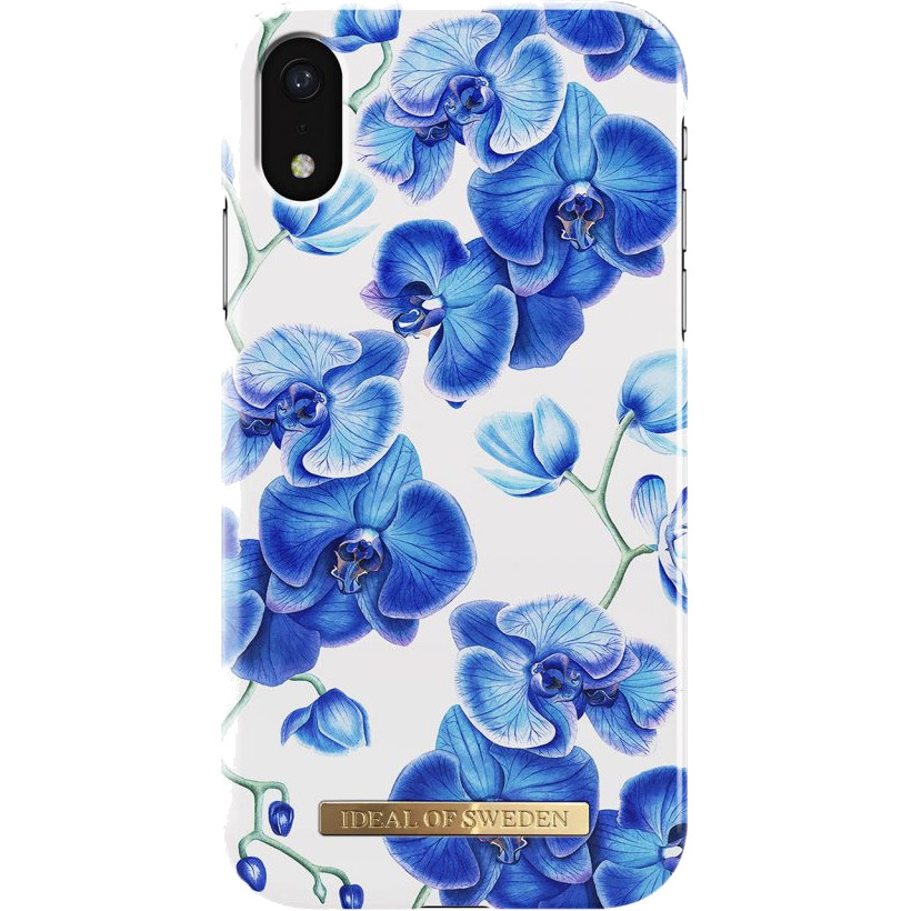 Чехол iDeal of Sweden Fashion Case для iPhone Xr Baby Blue Orchid (S/S18)