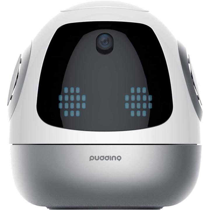 Интеллектуальный робот Roоbo Pudding S для детей белый
