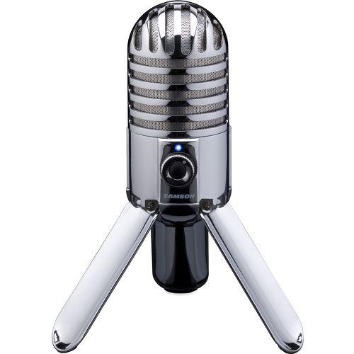 Студийный USB-микрофон Samson Meteor Mic