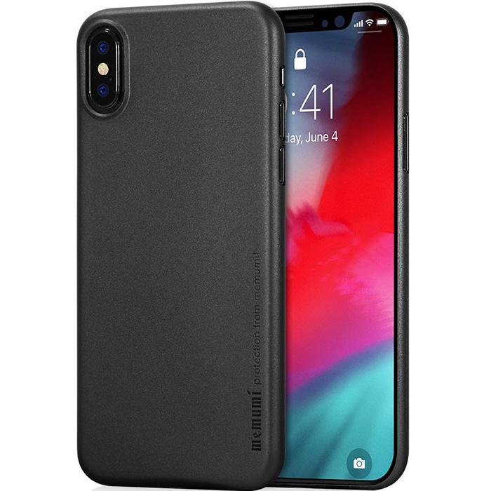 Чехол Memumi Ultra Slim 0.3 для iPhone Xs Max чёрный