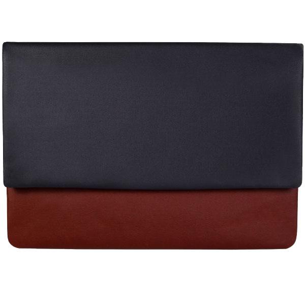 """Чехол Cartinoe Blade Series Sleeve для MacBook 13"""" коричневый"""