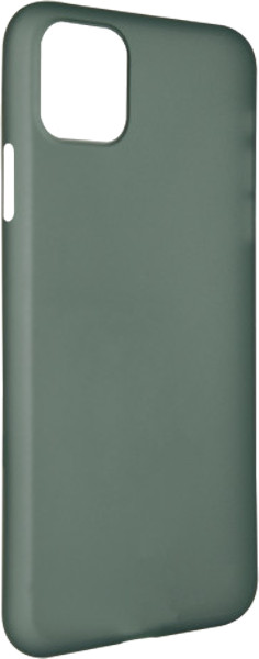 Чехол SwitchEasy 0.35 Ultra Slim для iPhone 11 Pro зелёный (Army Green)