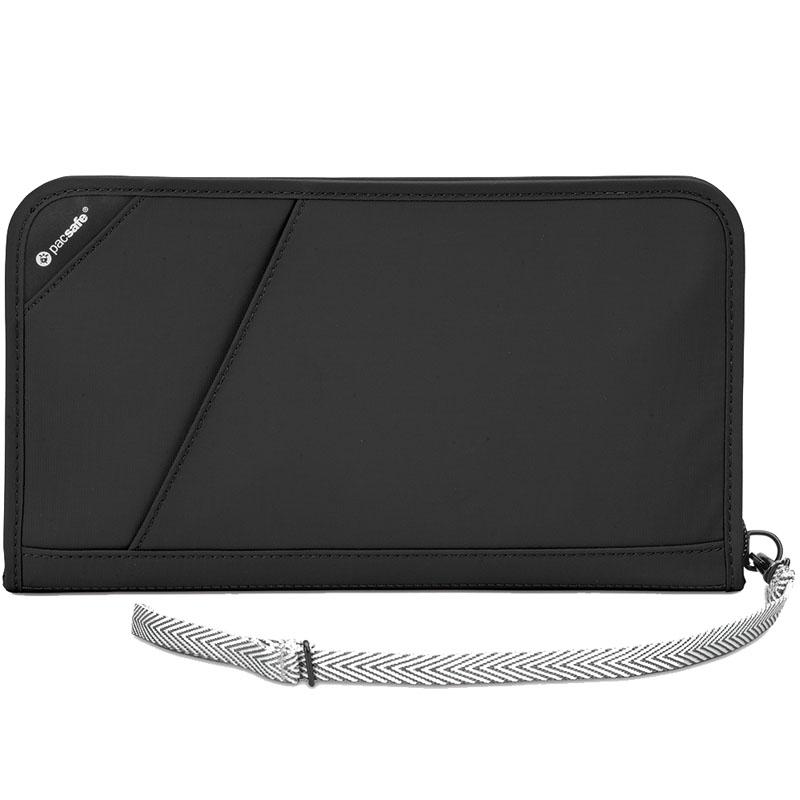 Кошелёк PacSafe RFIDsafe V200 чёрный
