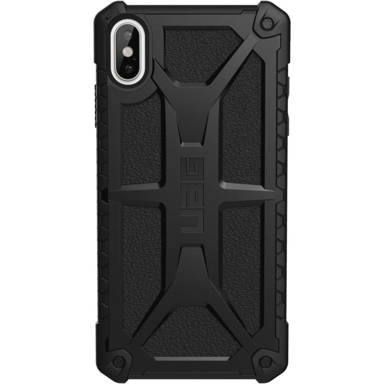 Чехол UAG Monarch Series Case для iPhone Xs Max чёрный