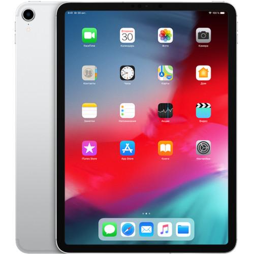 "Apple iPad Pro 11"" 256 Гб Wi-Fi + Cellular Серебристый"