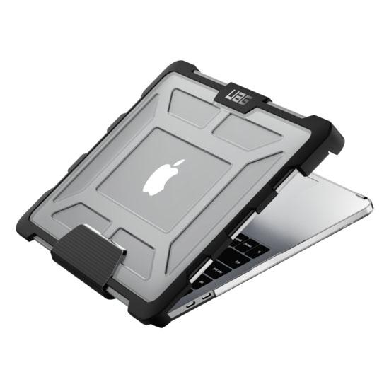 """Чехол UAG Composite Case для MacBook Pro 13"""" с и без Touch Bar (USB-C) прозрачный Ice"""