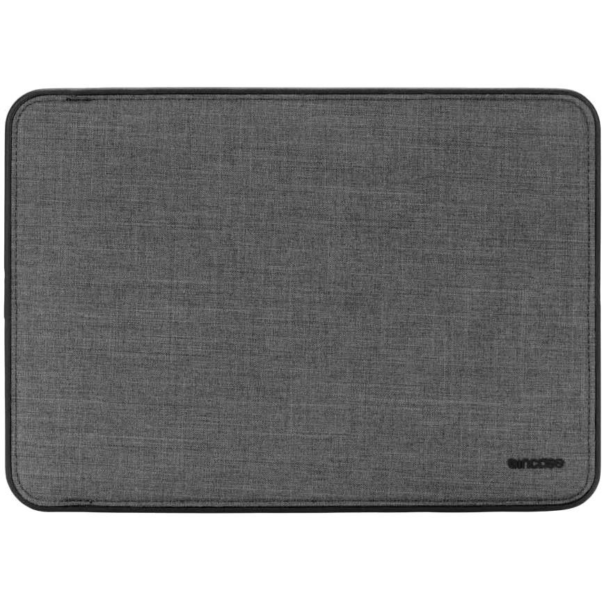"Чехол Incase ICON Sleeve with Woolenex для MacBook Pro 15"" Touch Bar (USB-C) серый Asphald (INMB100367-ASP)"