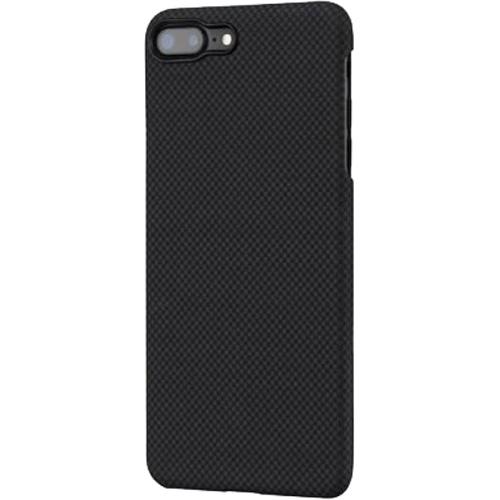 Чехол PITAKA MagCase для iPhone 7 Plus/8 Plus чёрный карбон (плитка)