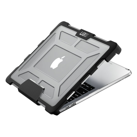 """Чехол UAG Composite Case для MacBook Pro 15"""" Touch Bar (USB-C) прозрачный Ice"""
