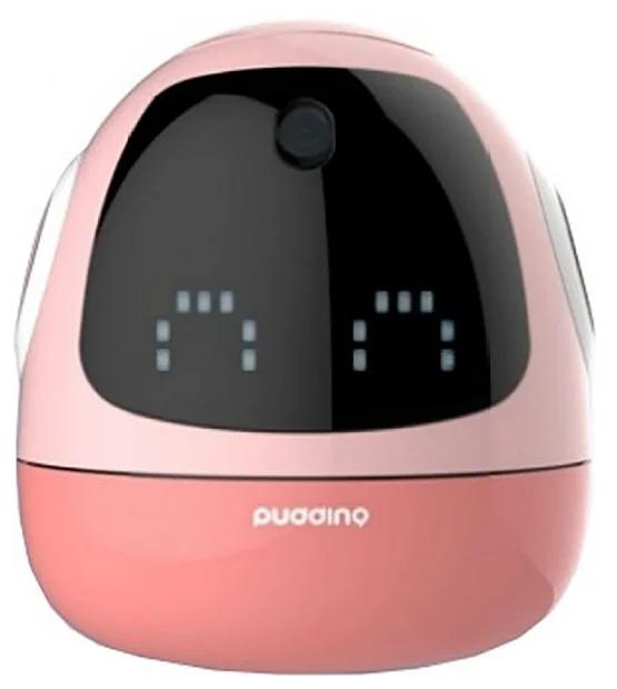 Интеллектуальный робот Roоbo Pudding S для детей розовый