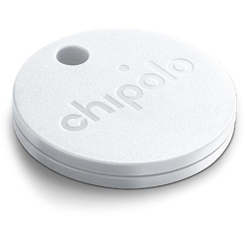 Поисковый трекер Chipolo Plus (CH-CPM6-WE-O-G) белый