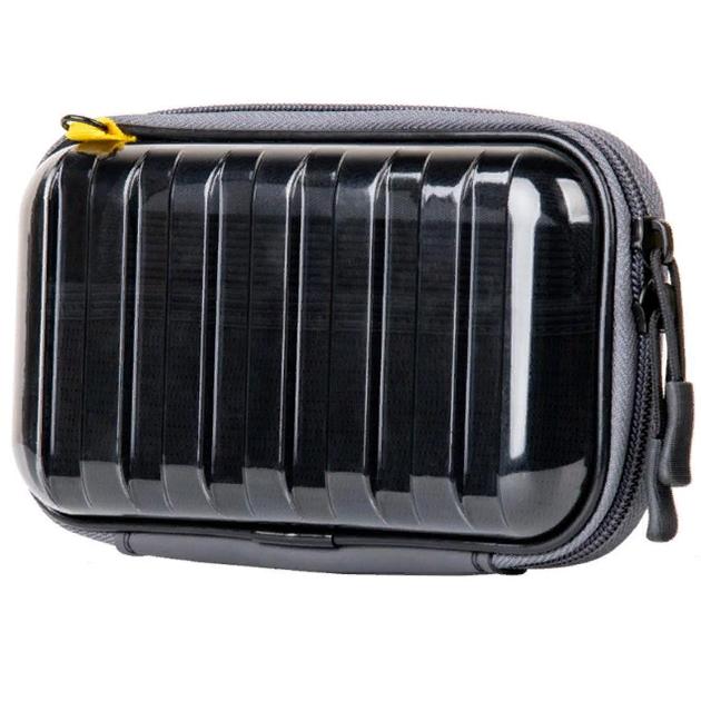 Сумка-органайзер Baseus Let's Go Hermit Shockproof Storage Bag чёрная (LBFZ-A01)