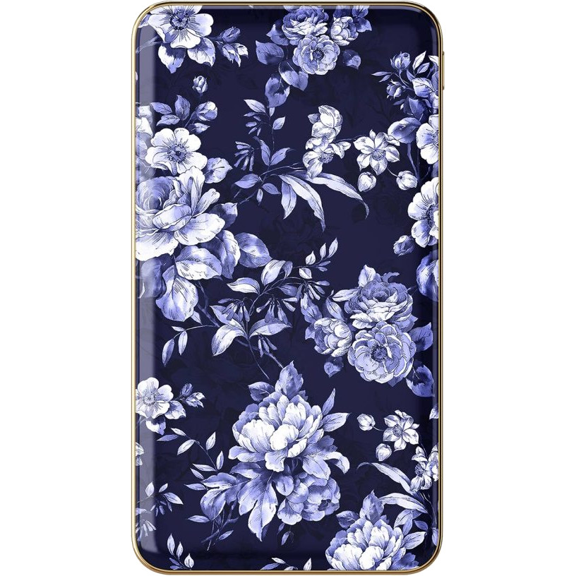 Внешний аккумулятор Ideal of Sweden Fashion Power Bank на 5000 мАч Sailor Blue Bloom (IDFPB-63)
