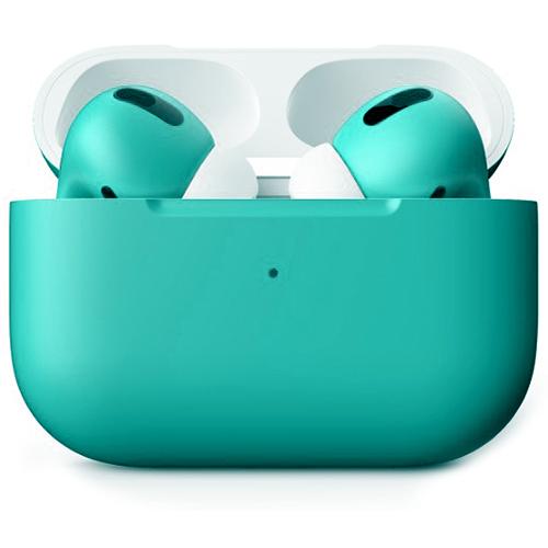 Беспроводные наушники Apple AirPods Pro Custom Edition тиффани матовые
